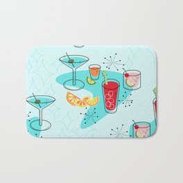 Cabo Cocktails Bath Mat