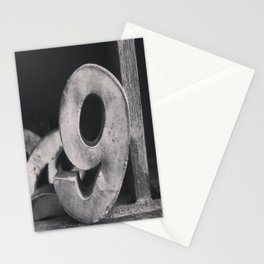 Number Crazy #9 Stationery Cards