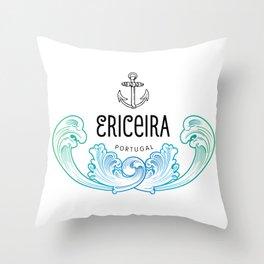 Ericeira Throw Pillow
