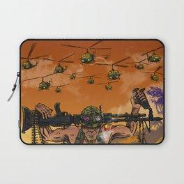 War Machine - The Nam Dude Laptop Sleeve