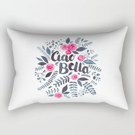 Ciao Bella Rectangular Pillow