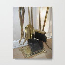 Chimney Sweeper Metal Print