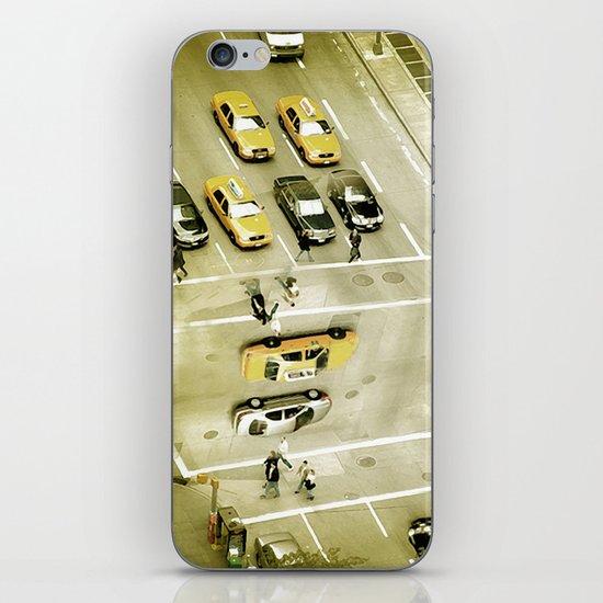 Escher Intersection iPhone & iPod Skin
