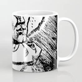 Portrait of Martin Luther Coffee Mug