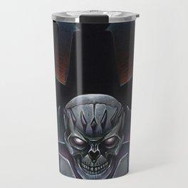 Skull knight_BERSERK Travel Mug
