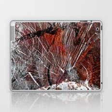 RED ARCHETYPAL STRUCTURES Laptop & iPad Skin