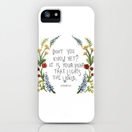 For Maddy.  iPhone Case