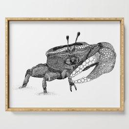 The Fiddler (Crab) Serving Tray