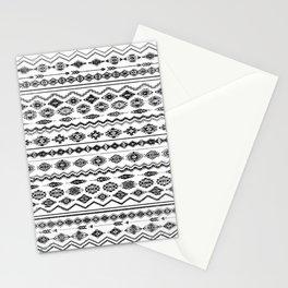 cockatoo (monochrome series) Stationery Cards