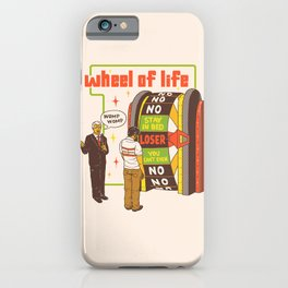 Wheel Of Life iPhone Case