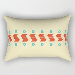 Pattern #11A Rectangular Pillow