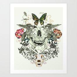 N E X V S Art Print