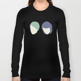 Tegan and Sarah Long Sleeve T-shirt
