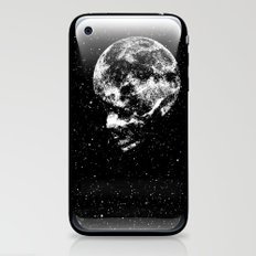 Midnight Moon iPhone & iPod Skin