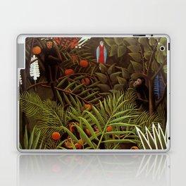"Henri Rousseau ""Exotic landscape"", 1908 Laptop & iPad Skin"