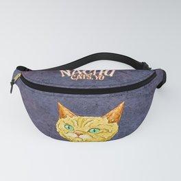 NACHO CATS, YO Fanny Pack