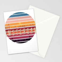 Amsterdam Vintage Stationery Cards
