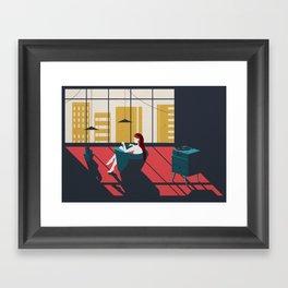 VinyLover Framed Art Print
