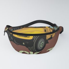 Back to school Fanny Pack