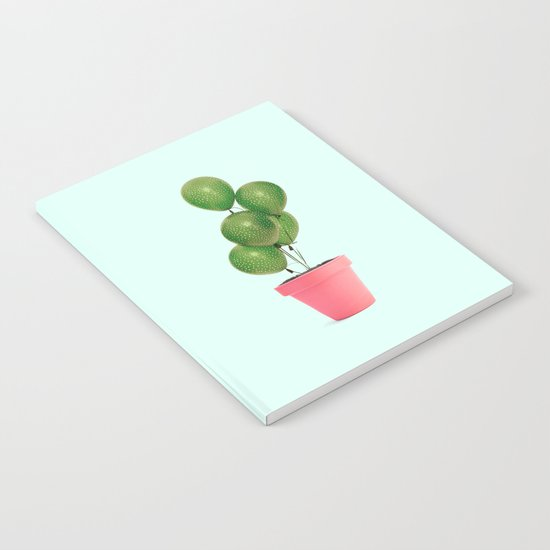 CACTUS BALLOON Notebook