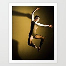 Air Dance Art Print