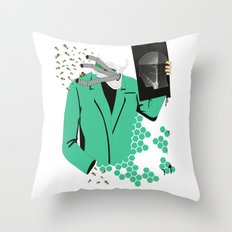SET Throw Pillow