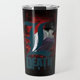 Death Note Travel Mug
