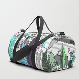 philadelphia_ potion Duffle Bag