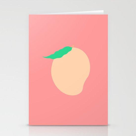 #77 Mango Stationery Cards
