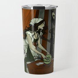 The Fortune Teller Travel Mug