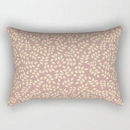 flowers 4 Rectangular Pillow