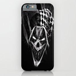 Jester's Dead iPhone Case