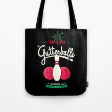 Gutterballs Tote Bag