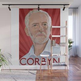 Corbyn Wall Mural