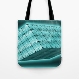 Floating and lightning box Tote Bag