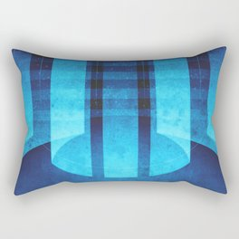 Neptune - Neptunian Aurora Rectangular Pillow