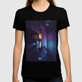 Tokyo Nights / Lonely Lantern / Liam Wong T-Shirt