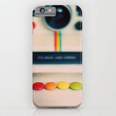 over the pola rainbow iPhone 6s Slim Case