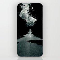 lost highway iPhone & iPod Skin