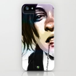 Happy End iPhone Case