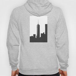 One World Trade Center-New York City Skyline Hoody