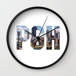 PITTSBURGH - The City Wall Clock