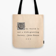 Wish-Granting Factory Tote Bag