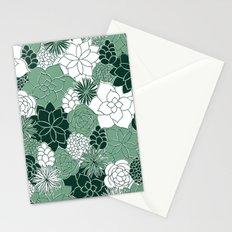 Desert Garden Stationery Cards
