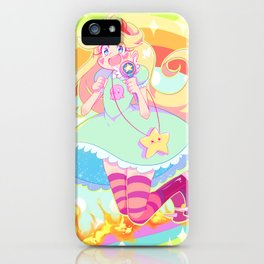 Star Butterfly iPhone Case