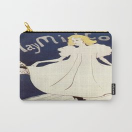 Vintage poster - May Milton Carry-All Pouch