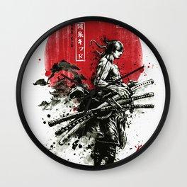 Roronoa Zoro Wall Clock