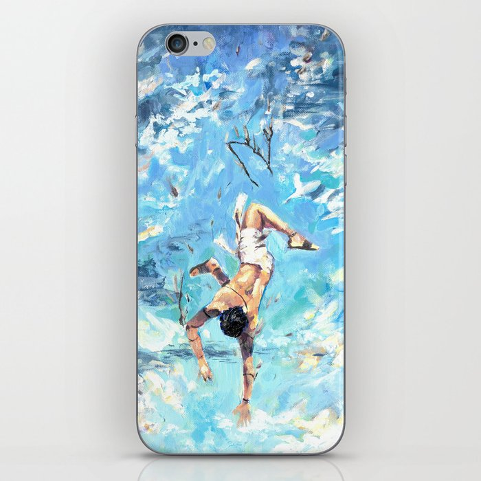 Fall of Icarus iPhone Skin