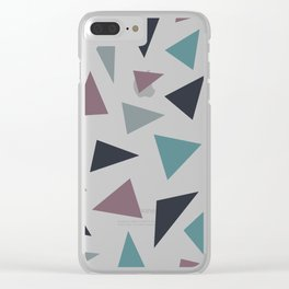 cool wedges Clear iPhone Case