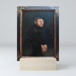 Lucas Cranach the Elder - Caspar von Köckeritz Mini Art Print